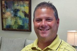 Matt Myers of Marshall's Furniture in Washington, Iowa